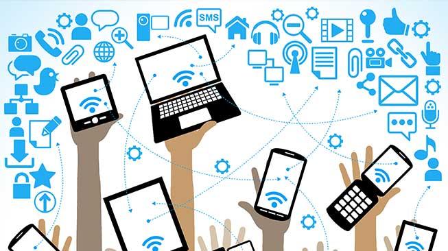 Contoh Teknologi Digital