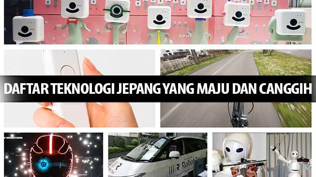 Jepang merupakan salah satu negara yang terkenal akan berbagai kecanggihan dan inovasi dalam teknologi ini.