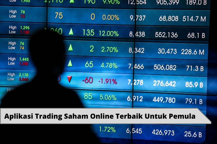 Aplikasi Trading Saham Online Terbaik Untuk Pemula